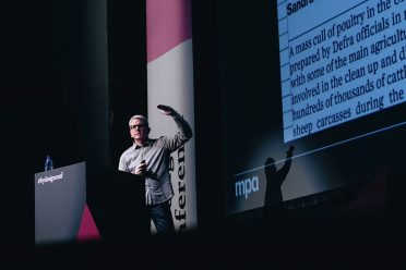 Mark Porter at By Design Conference