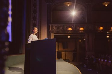 Annina Koskinen at Xperience By Design Conference