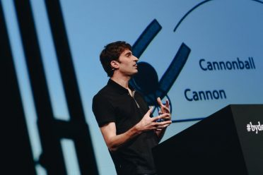 Ryan Singer from Basecamp at By Design Conference