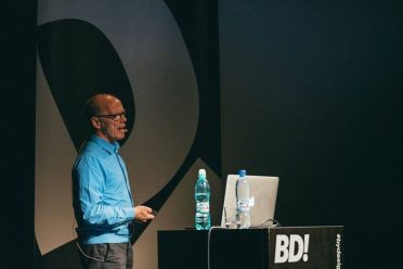 Erik Spiekermann at By Design Conference